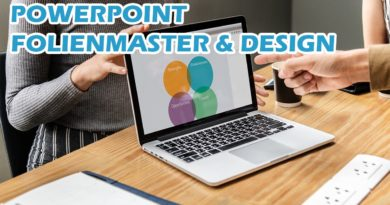 Microsoft PowerPoint Folienmaster erstellen Anleitung