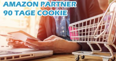 Affiliate Amazon Partnerprogramm 90 Tage Cookie