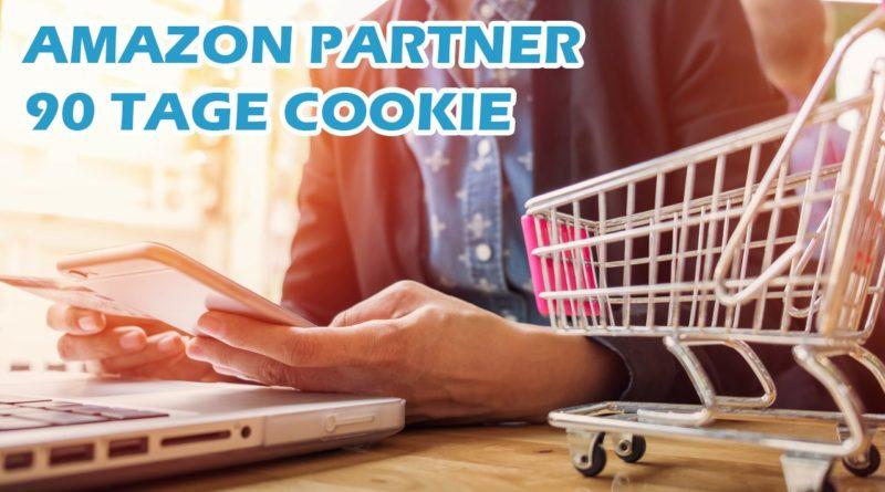 Affiliate Amazon Partnerprogramm 90 Tage Cookie