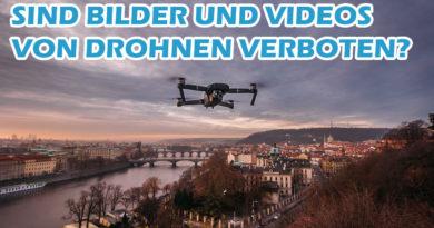 Online-Recht & Datenschutz: sind Drohnen-Bilder von Immobilien verboten? Immobilienmaker und DSGVO Luftaufnahme per Drohne (Drohnenverordnung)
